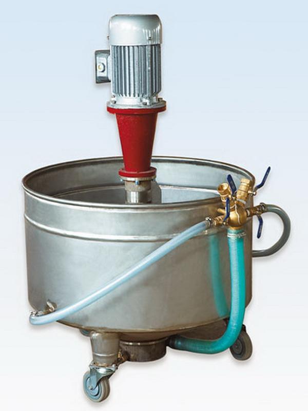 涡流输釉泵